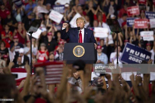 """Trong 2 năm nhiệm kỳ, Trump đã làm nên """"điều không tưởng"""" cho hơn 1 triệu gia đình Mỹ"""