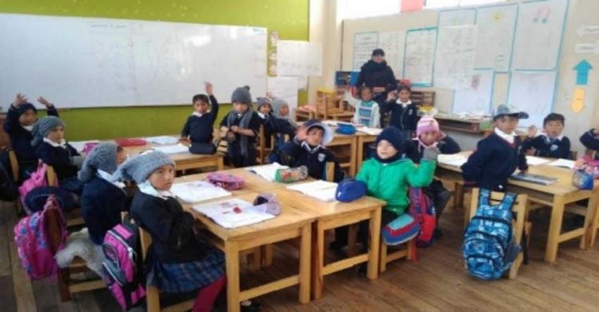 MINEDU reforzará estrategias pedagógicas para zonas rurales y urbanas - www.minedu.gob.pe