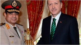 اردوغان: تركيا لديها علاقات قوية وتاريخية مع مصر... وأعطينا تعليمات للاستفادة من جميع الإمكانيات المشتركة بين مصر وتركيا