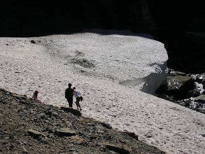 neiges du Gavarnie