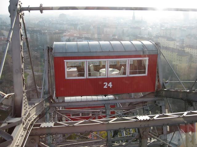 Wien - Riesenrad im Prater