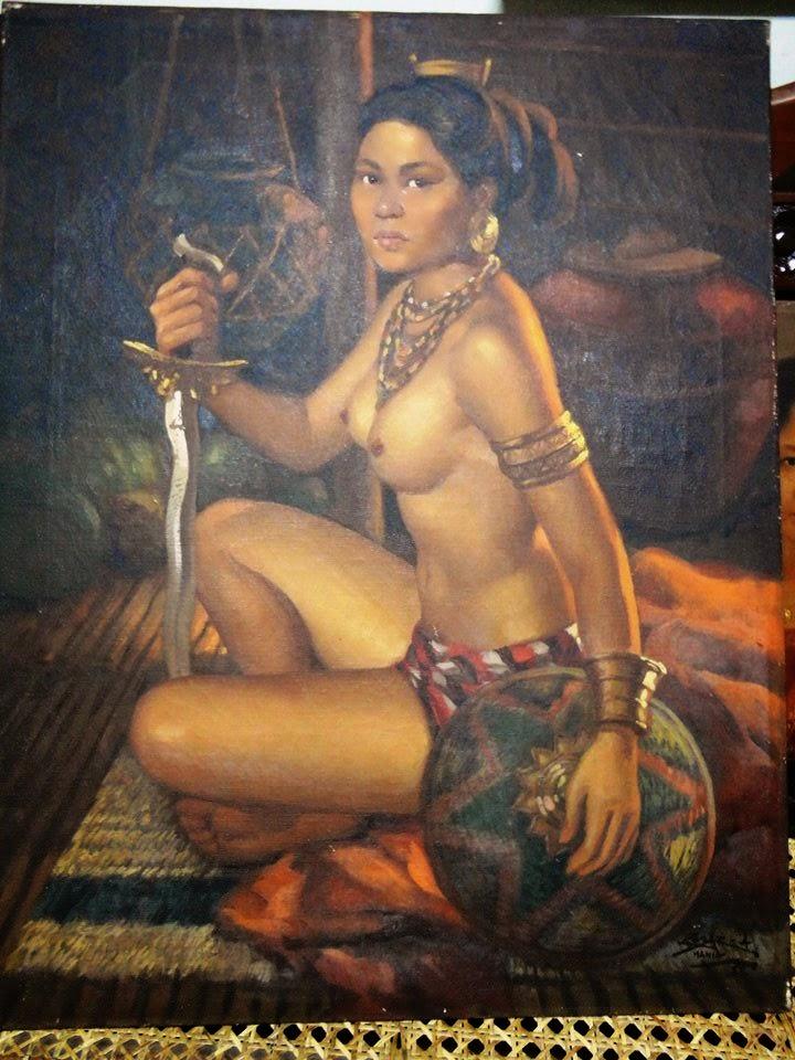 art Phillipine erotic