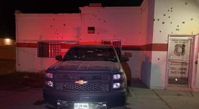 """VÍDEO: Así fue la balacera tras detención de """"El Mocho"""" líder de""""La Línea"""" en narcofiesta , la pelotera duro 4 horas y murió un Policía"""