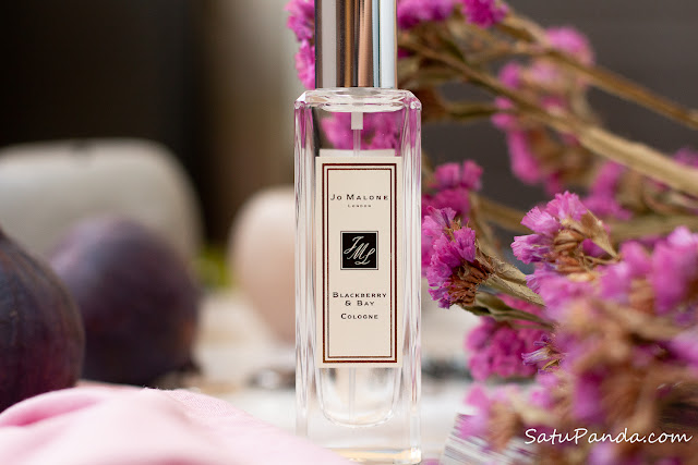Jo Malone Blackberry & Bay отзыв