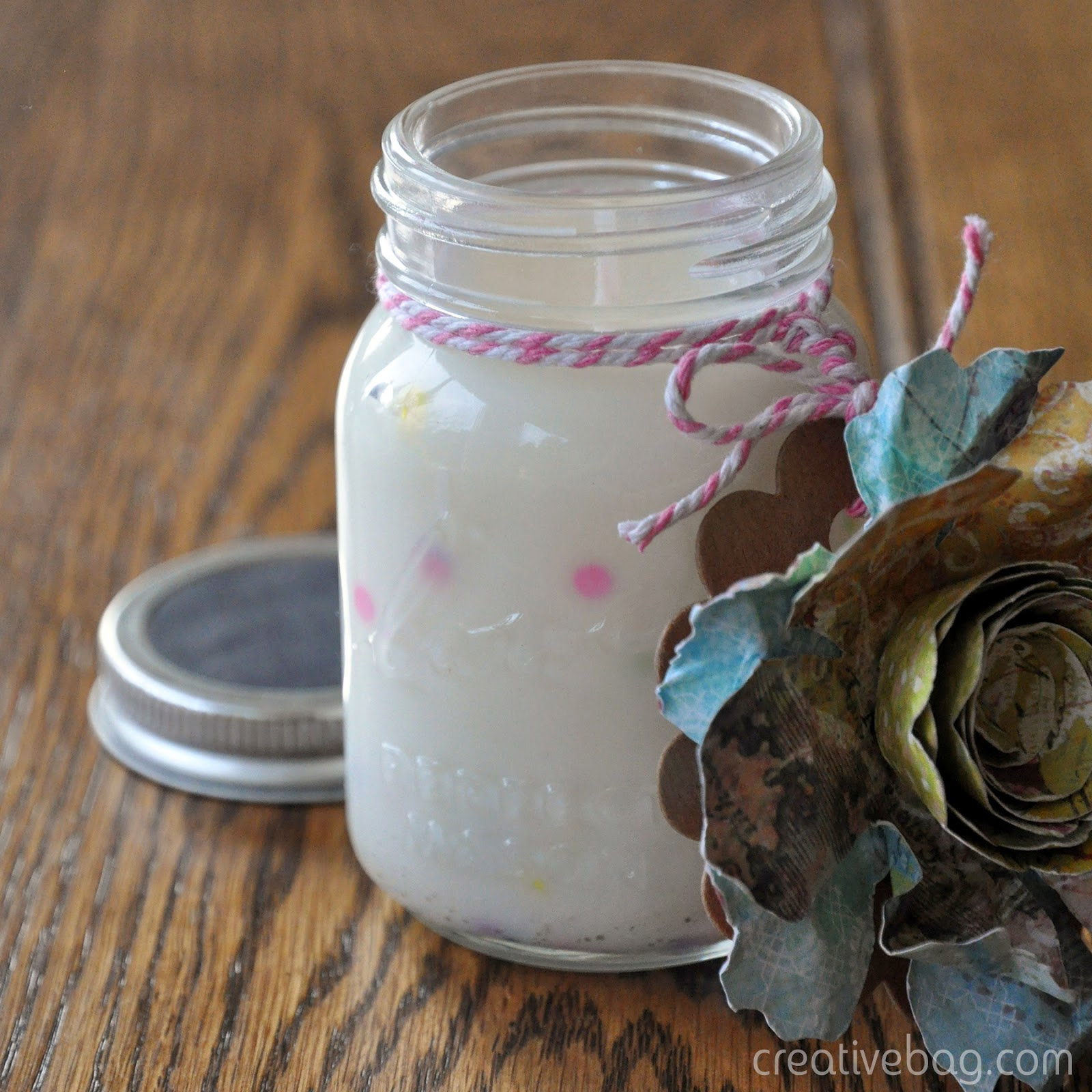 diy candle favors | Creative Bag