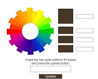 Color Code Generator โค๊ดสี รหัสสี HTML
