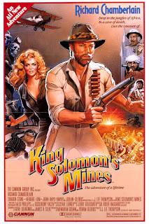 Watch King Solomon's Mines (1985) movie free online