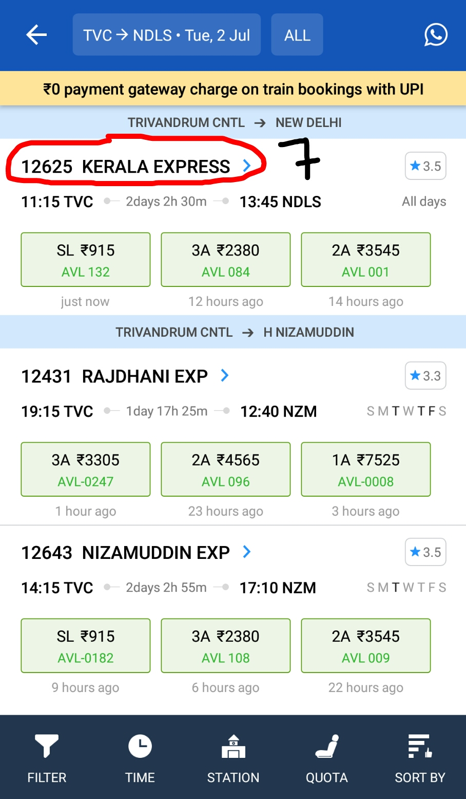 HOW TO BOOK TRAIN TICKETS IN IXIGO - MR TecH