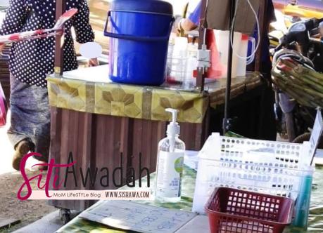 Kedai Agro Santan Segar Tanah Merah Kelantan