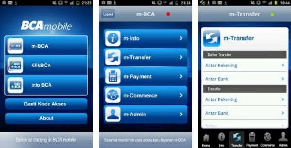 Transfer m-BCA Apa Ada Bukti Dikirim ke Email?