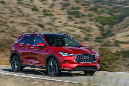 2021 Infiniti QX55 Review, Specs, Price