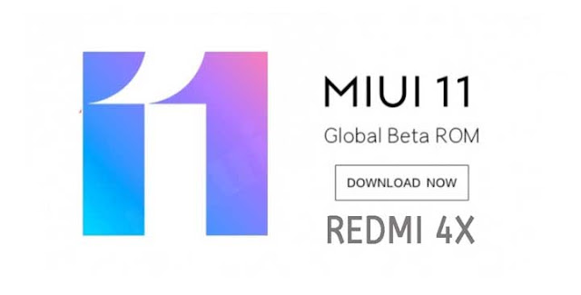 Download MIUI 11 Global Stable Redmi 4X