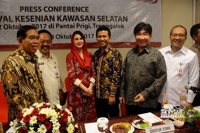 FKKS Lahir untuk Mengurangi Disparitas Perekonomian di Selatan Jawa