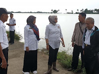 Pemerintah Sulsel dan Kementan Berikan Bantuan Sembako dan Bibit Pada Korban Banjir di Wilayah Sulsel