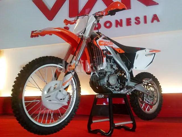 Motor Trail Buatan Indonesia