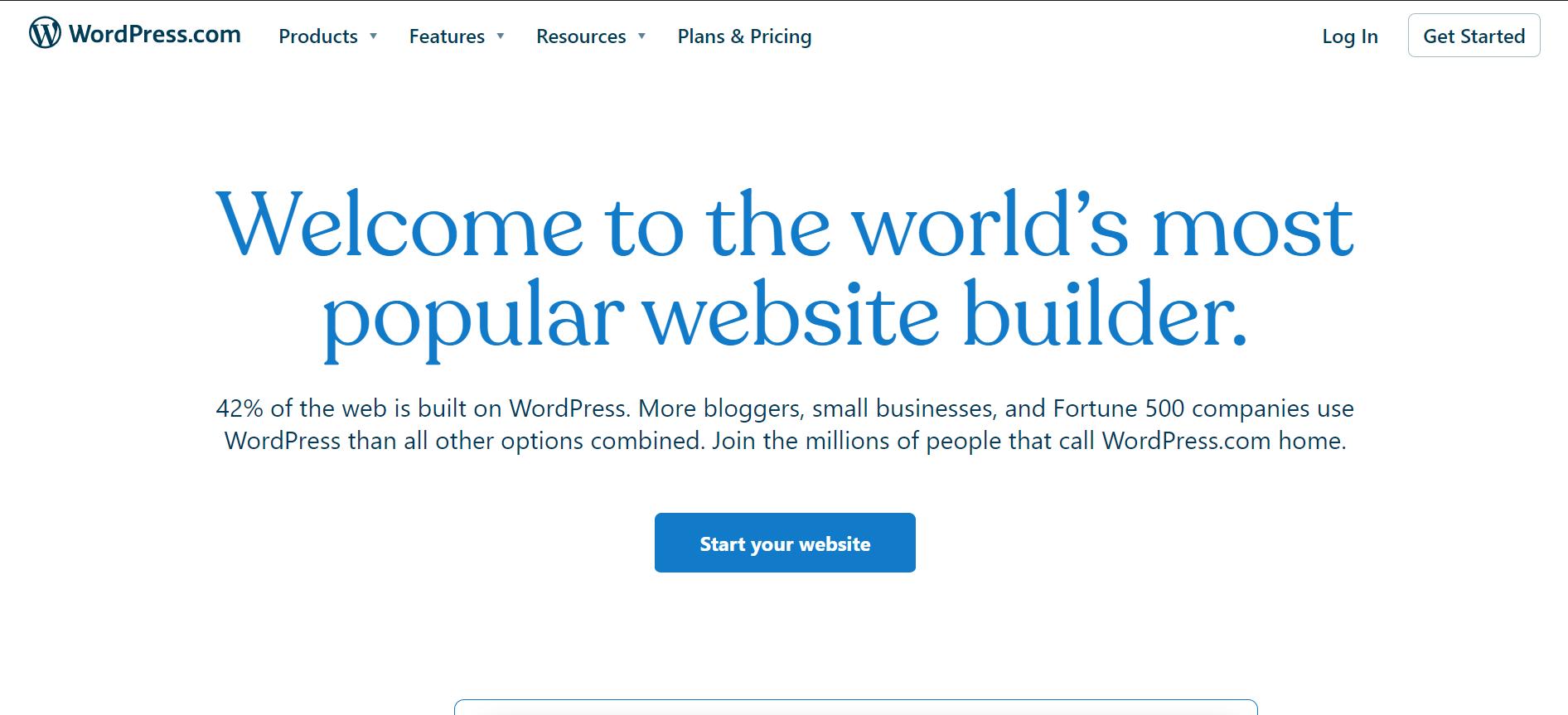Start your Blogging with WordPress