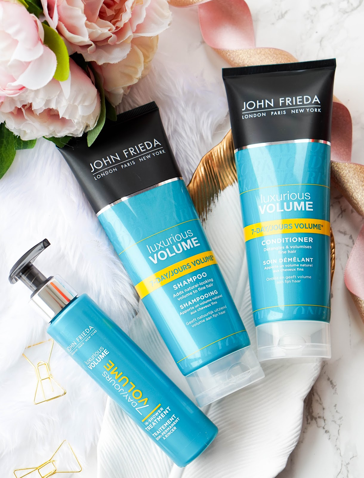 Time For Some TLC featuring John Frieda, Pixi Beauty, Aquis, Spacemask, Sanctuary