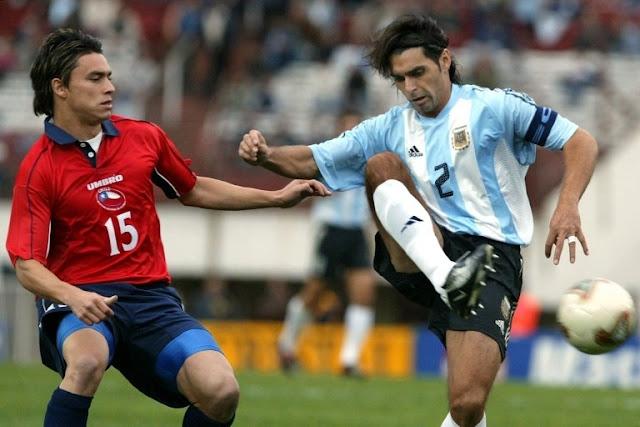 Argentina y Chile en Clasificatorias a Alemania 2006, 6 de septiembre de 2003