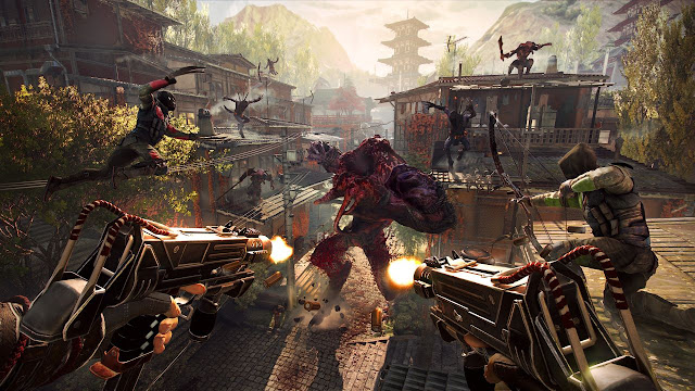 Shadow Warrior 2 PC Game by Computer Software