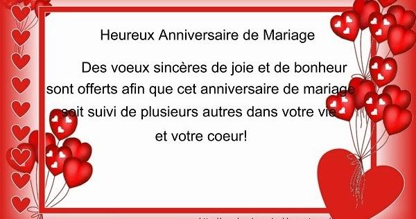 Souhaiter Anniversaire De Mariage 10 Ans Somer