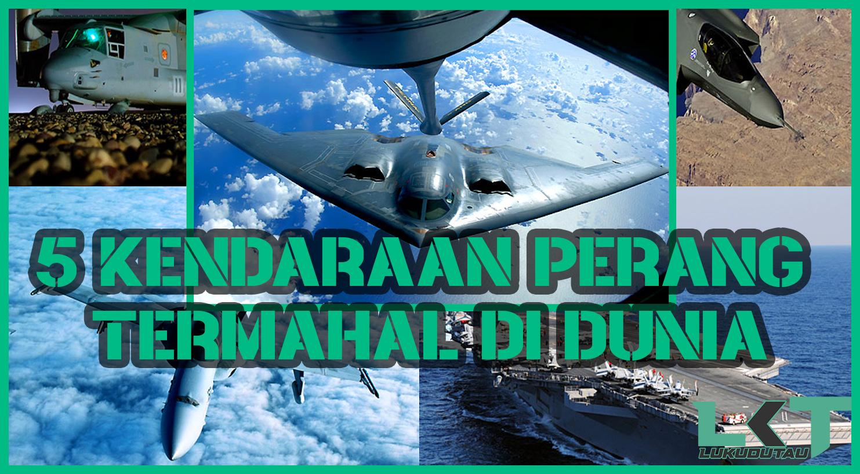 Wow! Ini 5 Kendaraan Perang Termahal Di Dunia