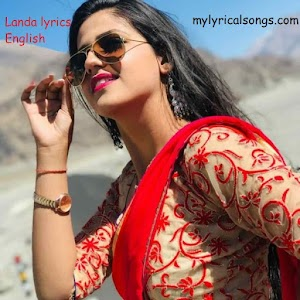 PRANJAL DAHIYA | Landa lyrics hindi english Haryanavi 2020