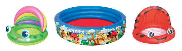 jaky bazen pro male deti, bazenky