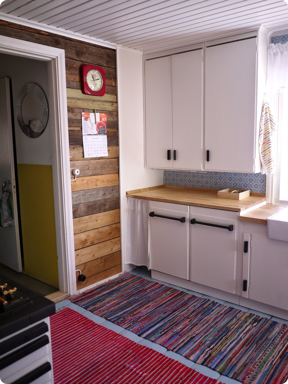Mekkala Luku 15 Meillä on keittiö!