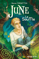 Couverture du livre June 1 de Manon Fargetton