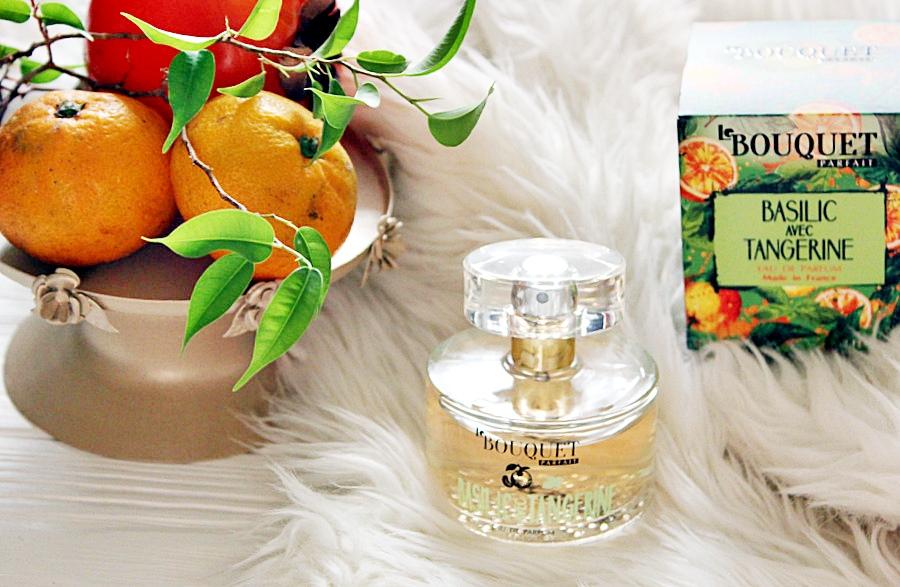 """Аромат для Нее: Парфюмированная вода Le Bouquet parfait Basilic avec Tangerine """"Базилик и танжерин"""" / обзор, отзывы"""