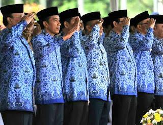 Inginkan Indonesia Maju, Presiden Akan Bersihkan Anggota Korpri dari Hal Ini