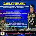 Hari Keputeraan Rasmi Sultan Johor yang ke 58.