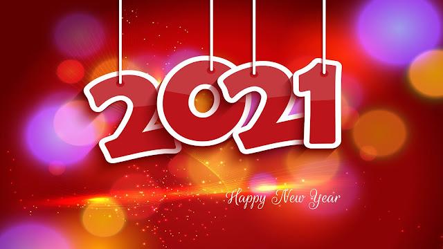 Happy New Year 2021- Phố núi và bạn bè