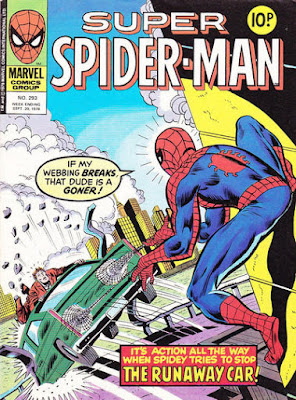 Super Spider-Man #293