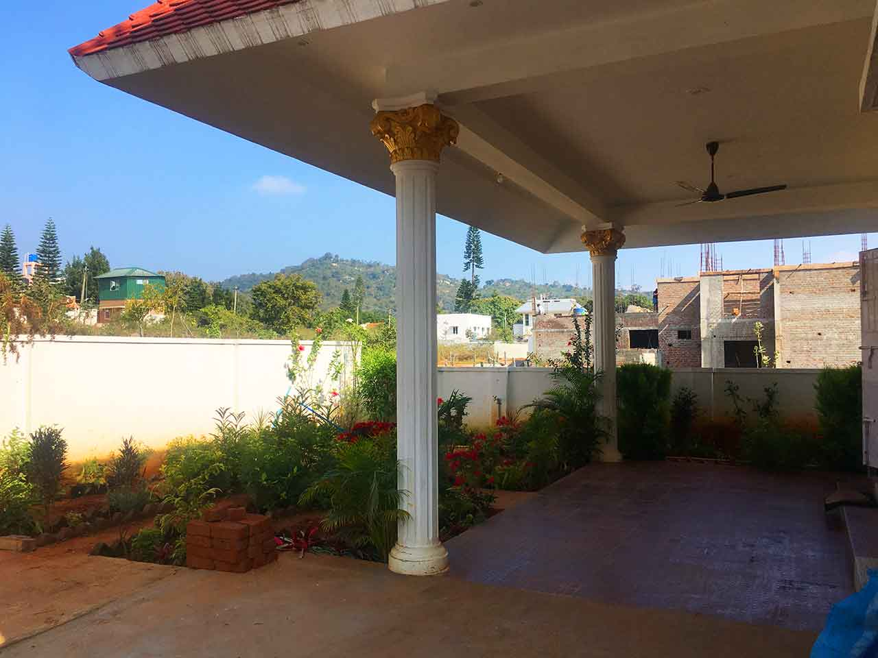 hill view homestays in yelagiri hills