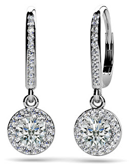 Jewelry Trends Anjolee Diamond Earrings