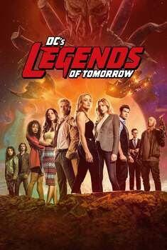 Legends of Tomorrow 6ª Temporada Torrent – WEB-DL 720p/1080p Dual Áudio