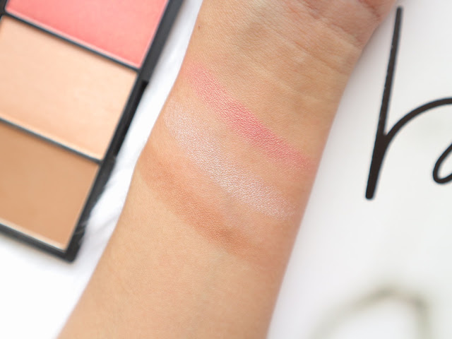 Sleek Face Form Light Contour and Blush Kit Review and Swatch