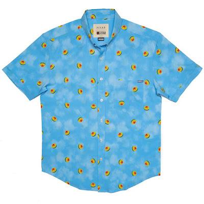 Pixar Fest Luxo Ball RSVLTS shirt