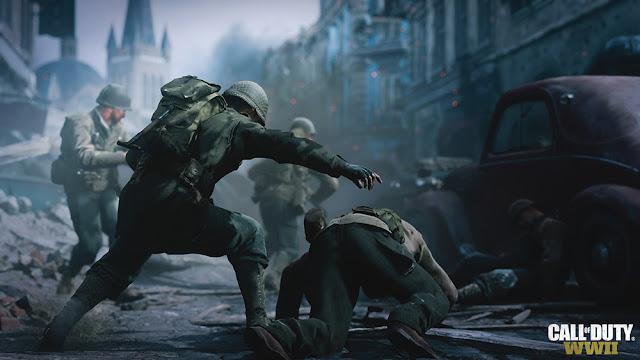"""Game """"Call of Duty: WWII"""" Siêu phẩm hành động 2017"""