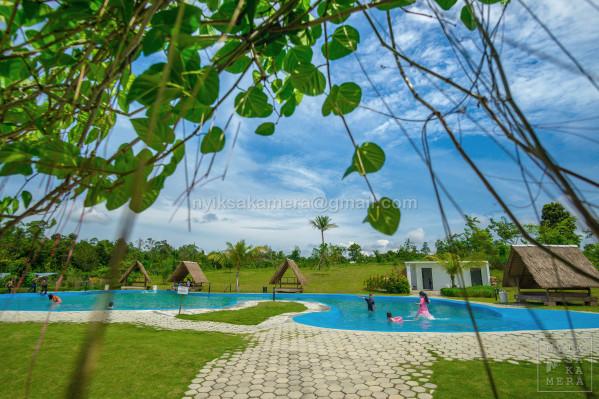 Desa Wisata Ekang, Pesona Alam Yang Indah