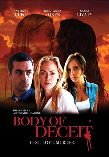 [18+] Body Of Deceit 2015 x264 HDRip 550MB Poster