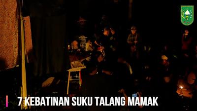 Suku Talang Mamak Indragiri Hulu