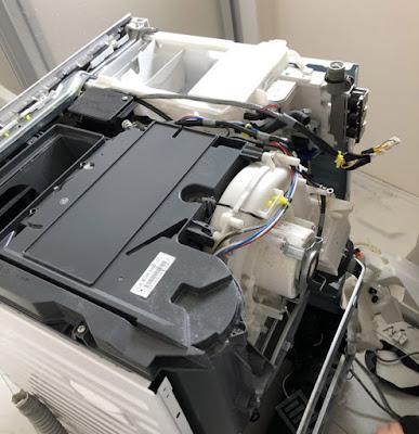 ドラム洗濯乾燥機 NA-VX800AL 異音修理レビュー