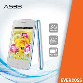 Harga Bekas Ponsel Evercross A53B