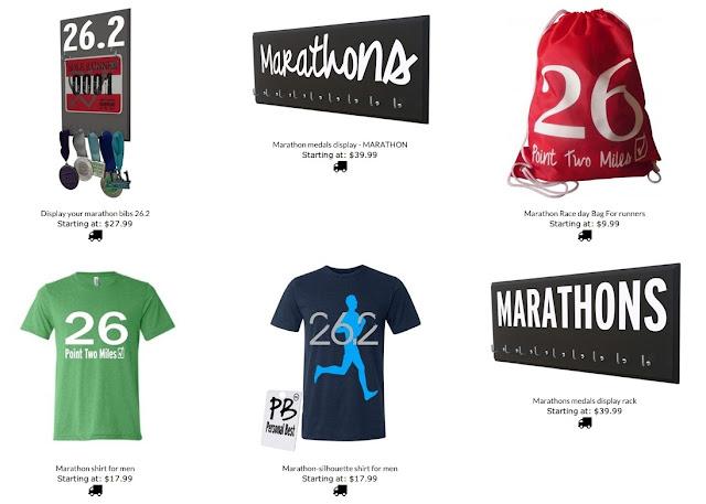 26.2 running a marathon runner