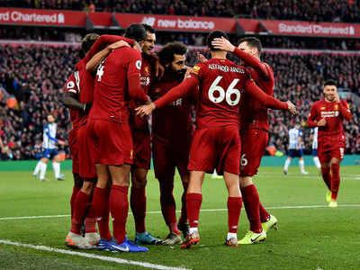 Premier League Champions