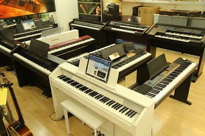 4 tiêu chí đánh giá cửa hàng bán piano điện uy tín, chuyên nghiệp