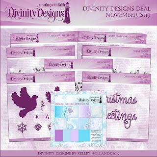 DIVINITY DESIGNS DEAL NOVEMBER 2019