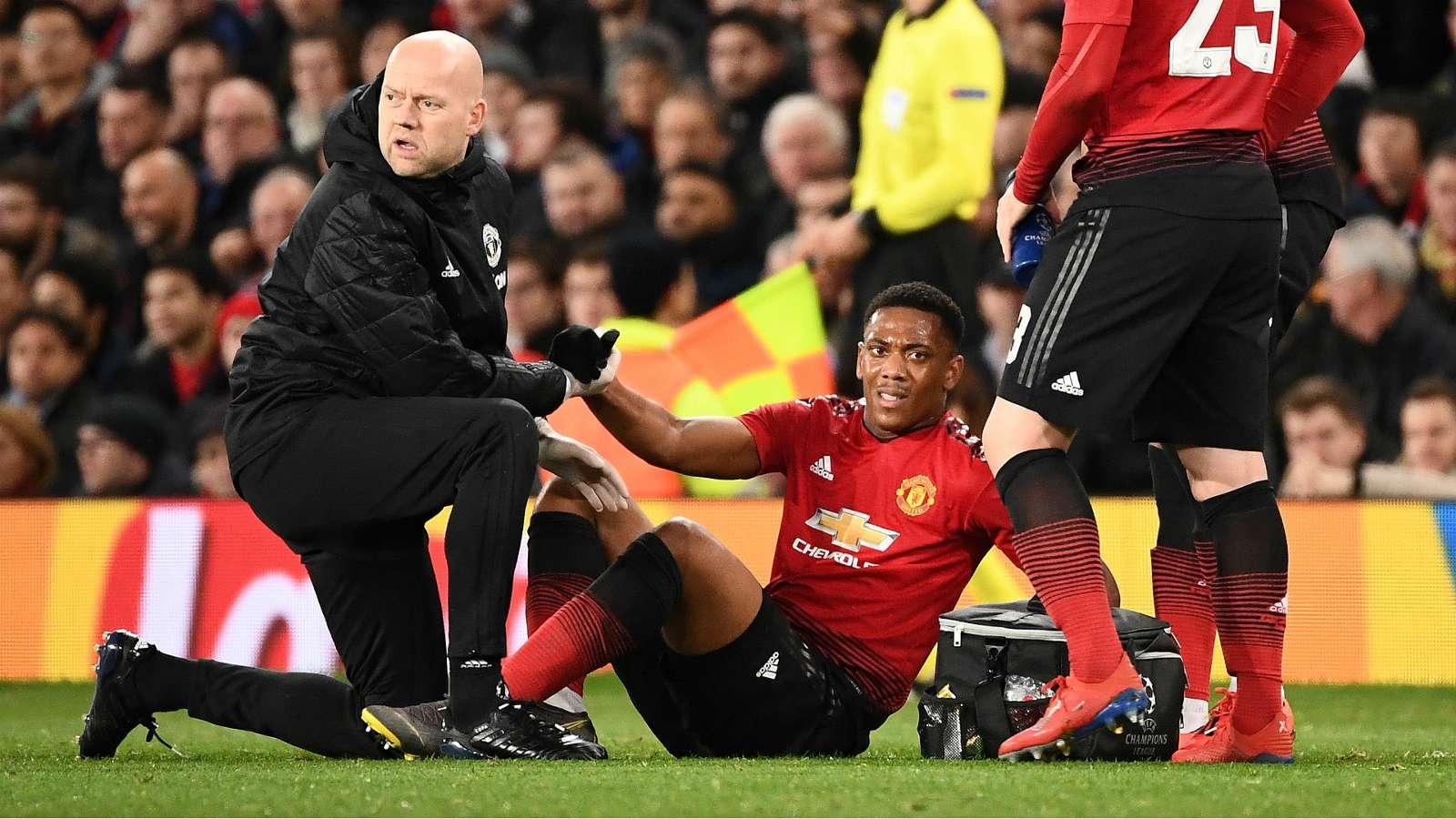 Badai Cedera Manchester United Tanpa Sepuluh Penggawa